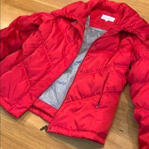 Calvin Klein Goose Down Warm Puffer Jacket Coat 12